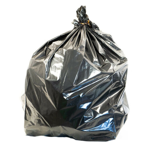sac poubelle 240 litres resistant opaque noir x1000